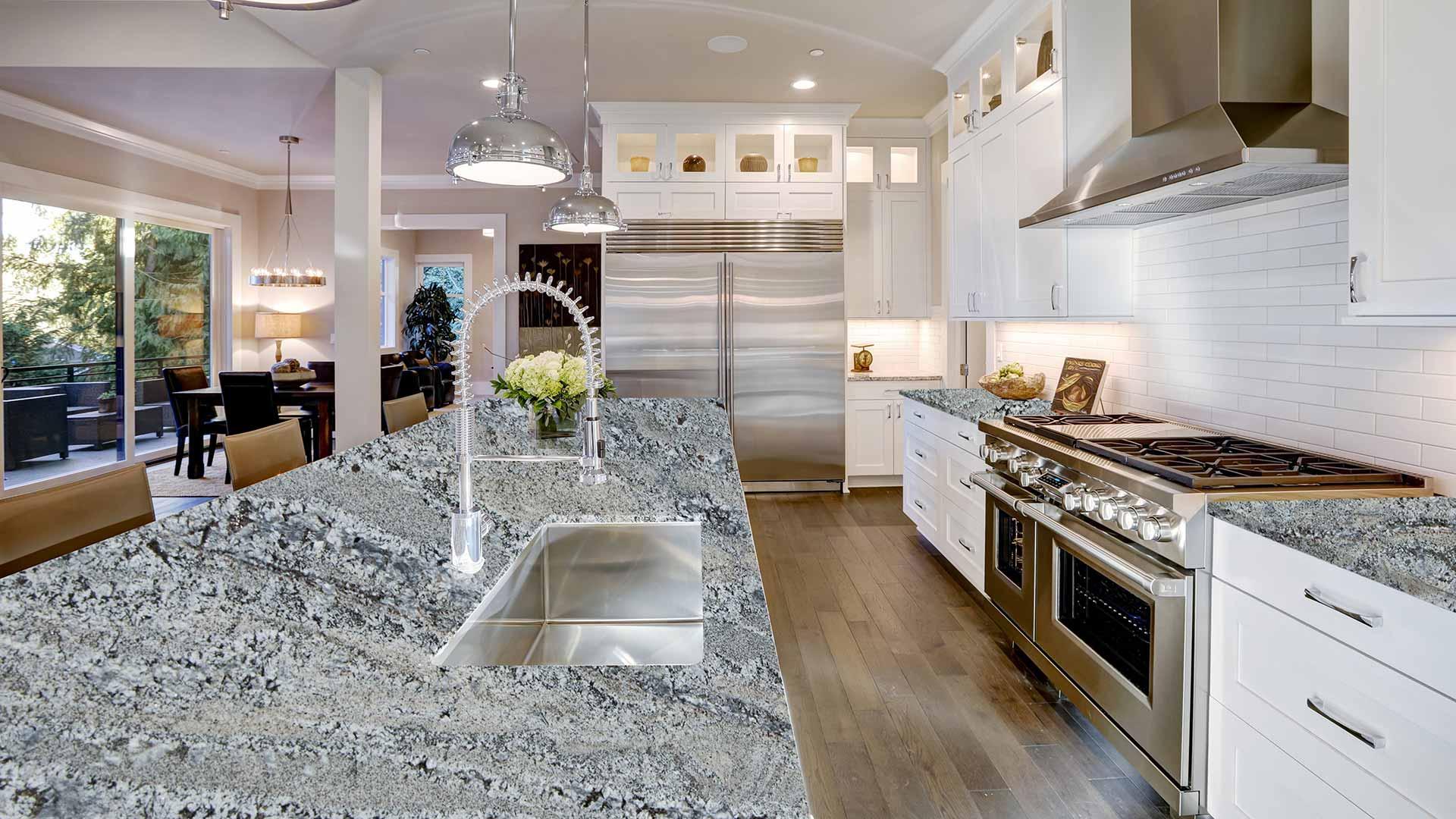 Cozinha Ash Blue 1