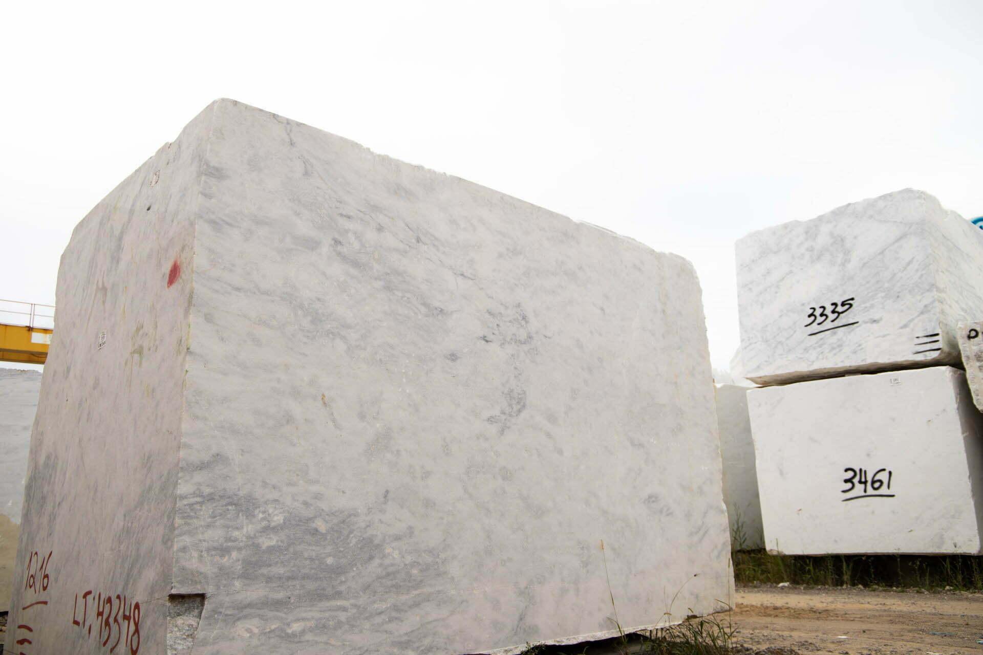 stone marble rough block 03