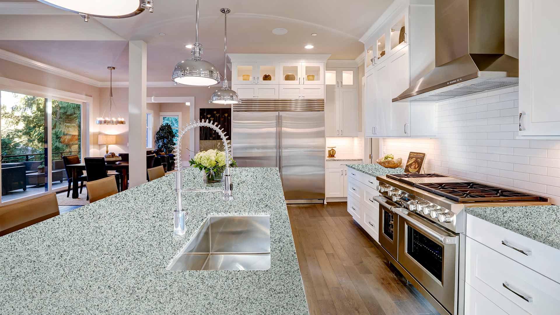 granite valle nevado kitchen