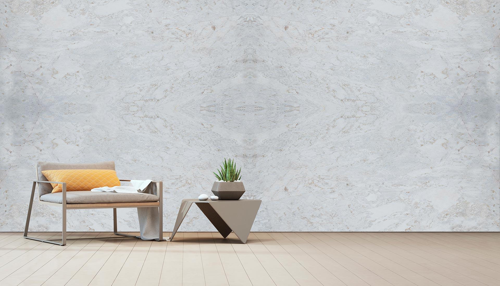 marble calacatta oro wall