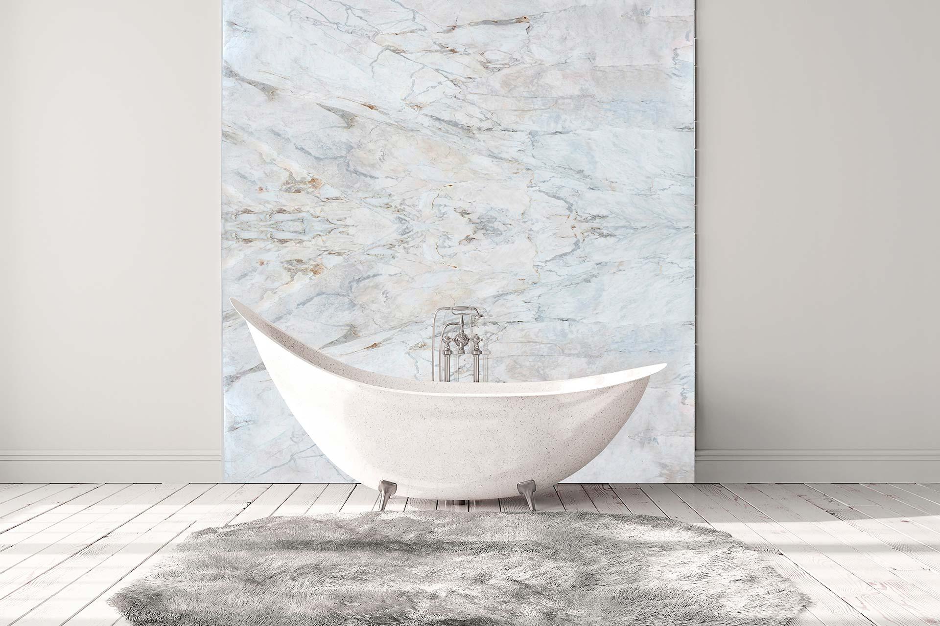 marble matarazzo bathroom