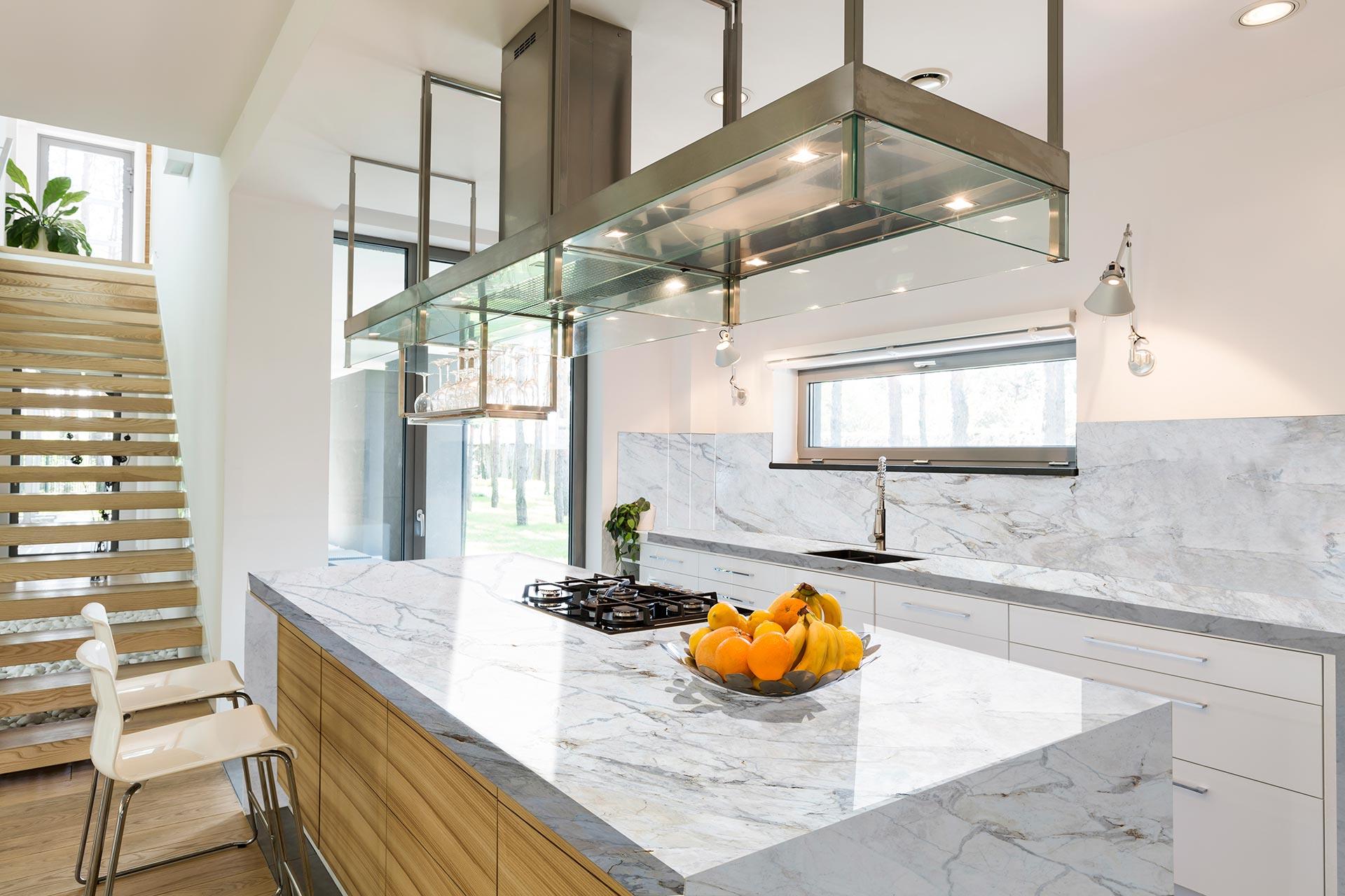 marble matarazzo kitchen