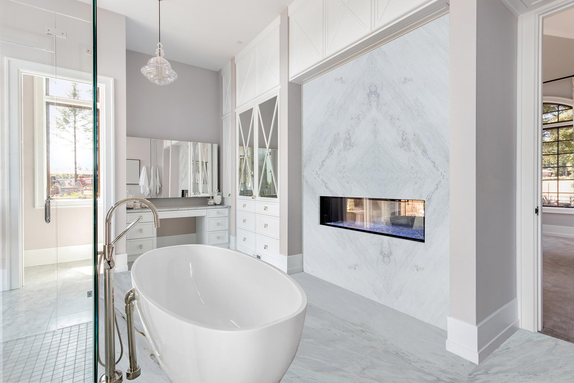 marble milano bathroom