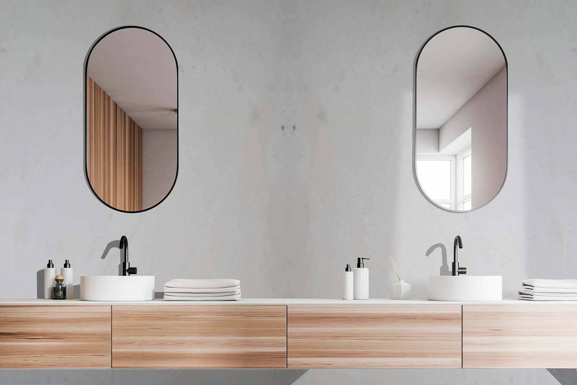 marble monte bianco bathroom