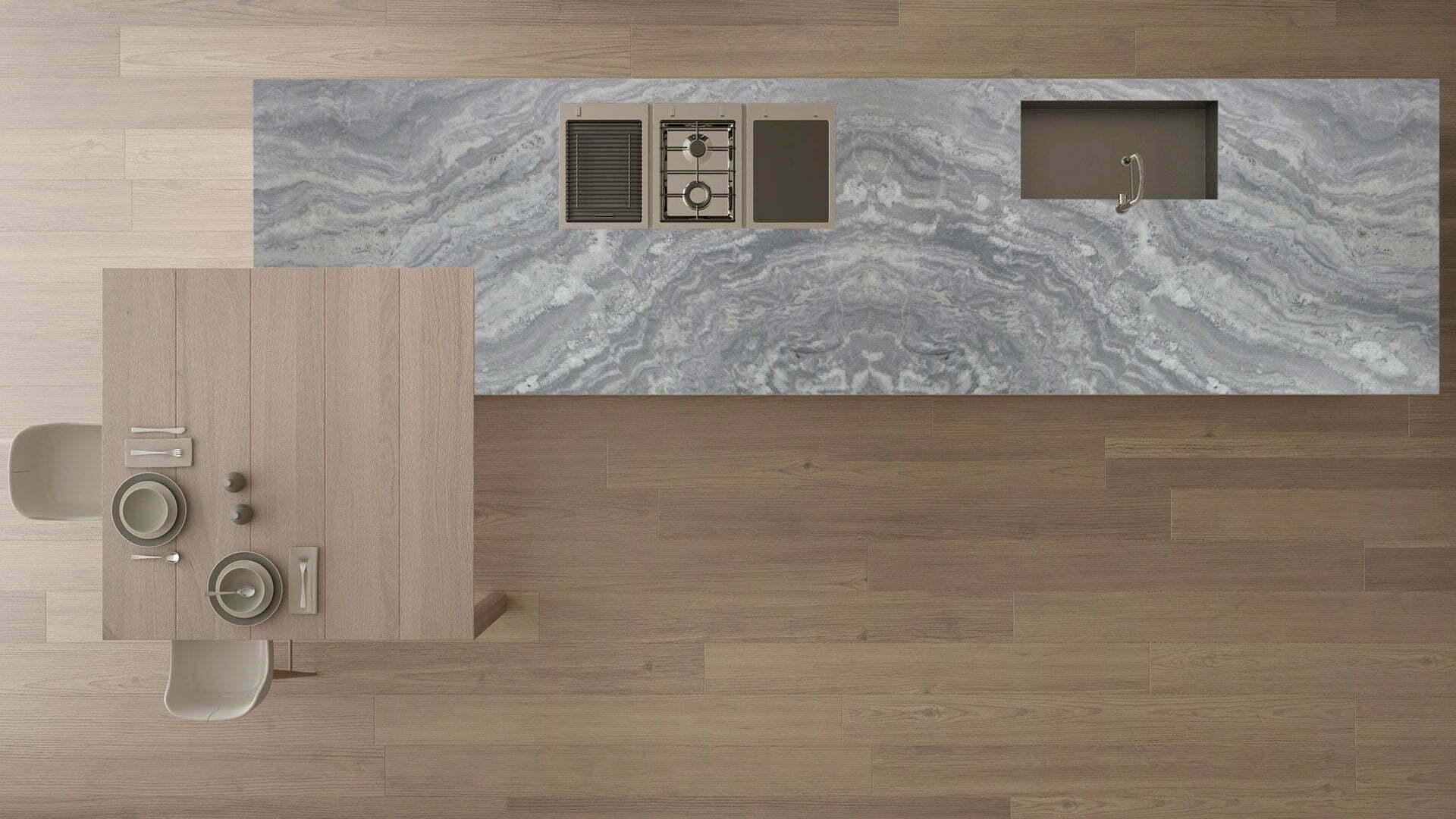marble-tesoro-grigio-countertop