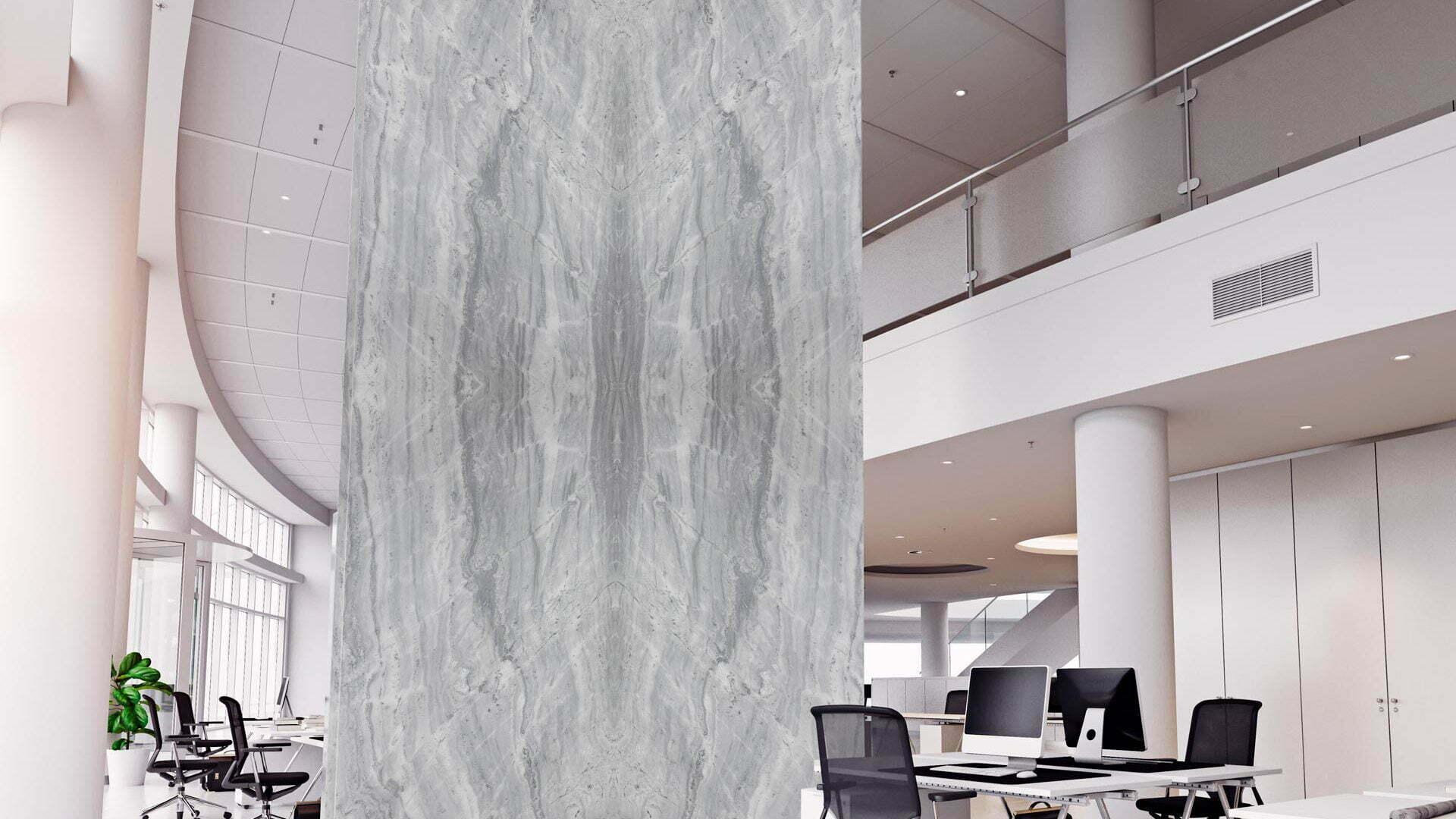 marble-tesoro-grigio-wall