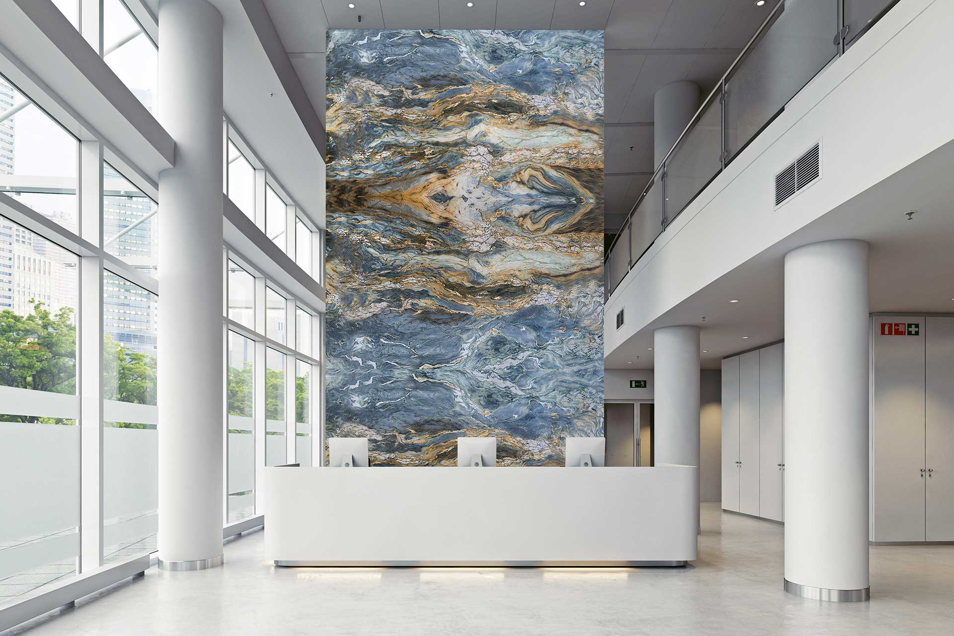quartzite fusion dark hall