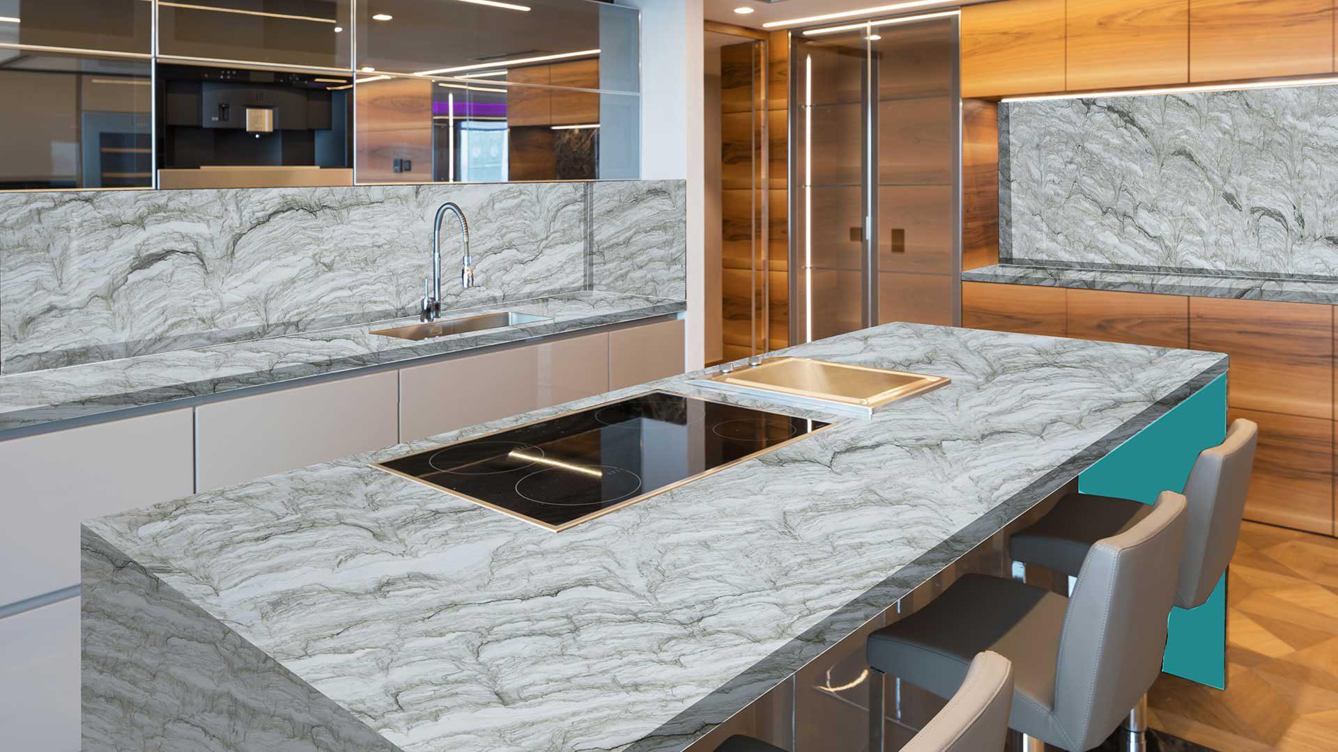quartzite-sky-grey-kitchen