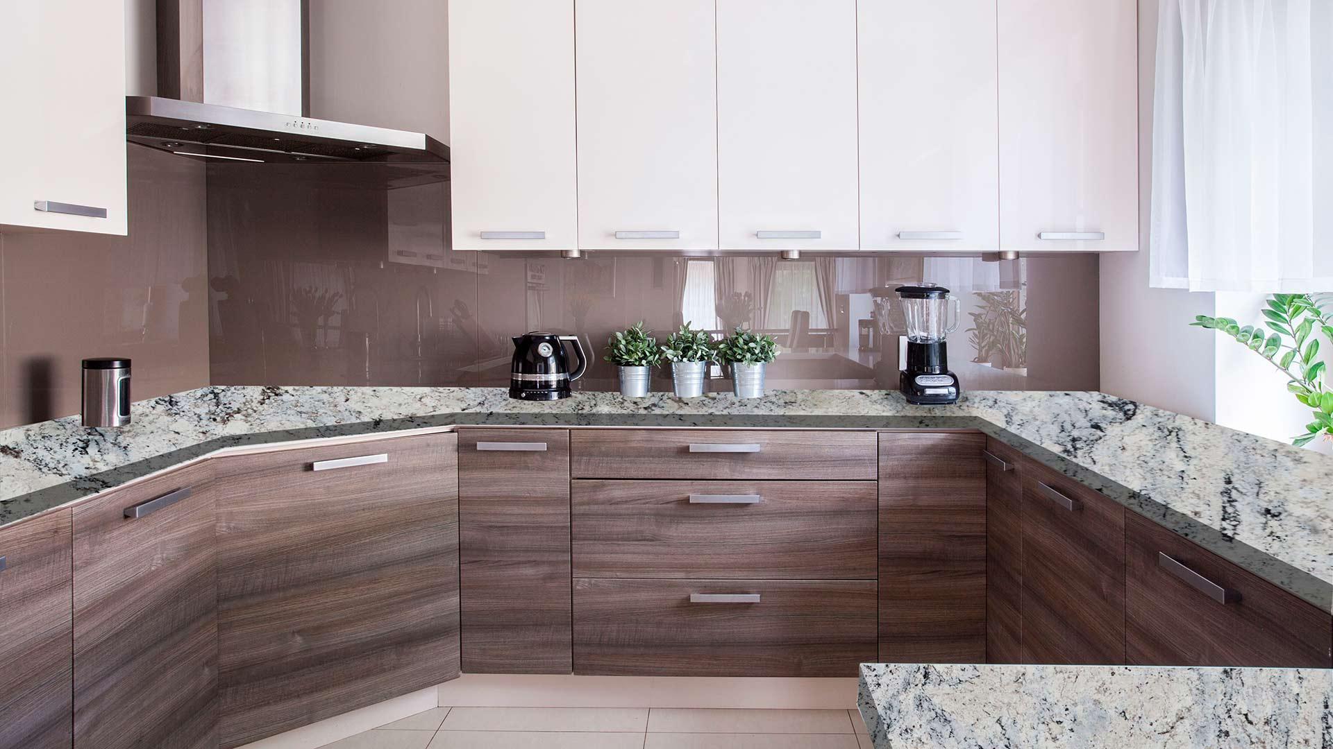 Aspen white cozinha 1